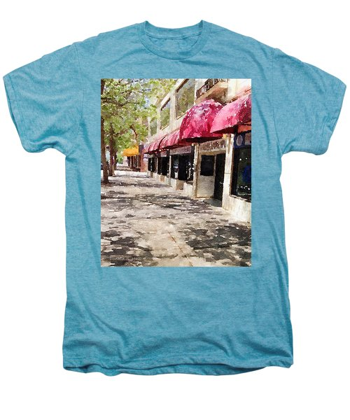 Fourth Avenue Men's Premium T-Shirt