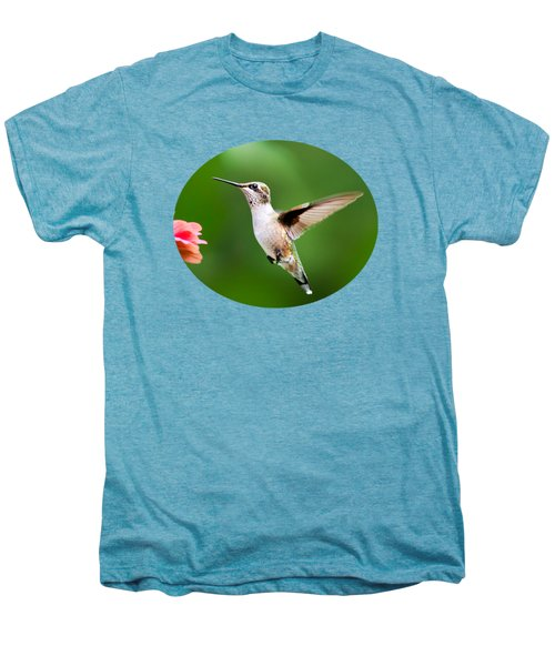 Free As A Bird Hummingbird Men's Premium T-Shirt