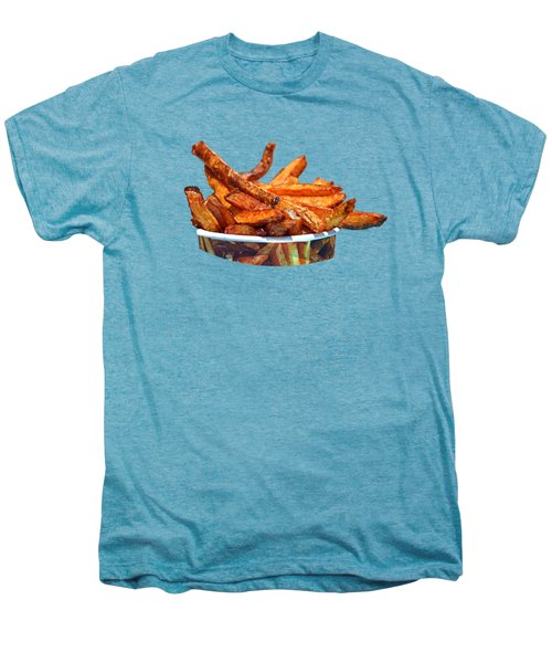 French Fries On The Boards Men's Premium T-Shirt