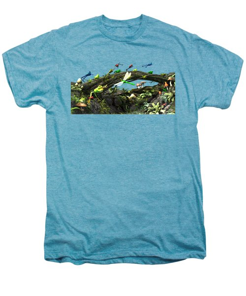 Frog Glen Men's Premium T-Shirt by Methune Hively