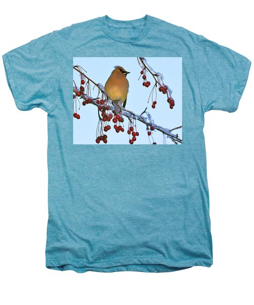 Frozen Dinner  Men's Premium T-Shirt by Tony Beck