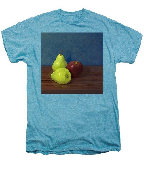 Fruit On A Table Men's Premium T-Shirt by Jacqueline Barden