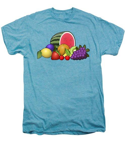 Fruits Heap Men's Premium T-Shirt
