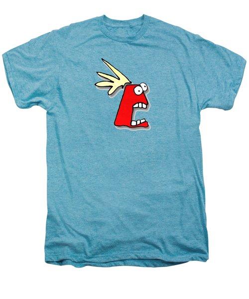 Fu Party People - Peep 023 Men's Premium T-Shirt