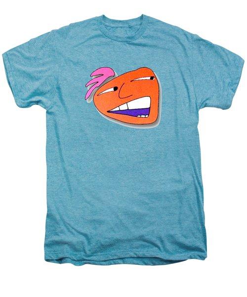 Fu Party People - Peep 044 Men's Premium T-Shirt