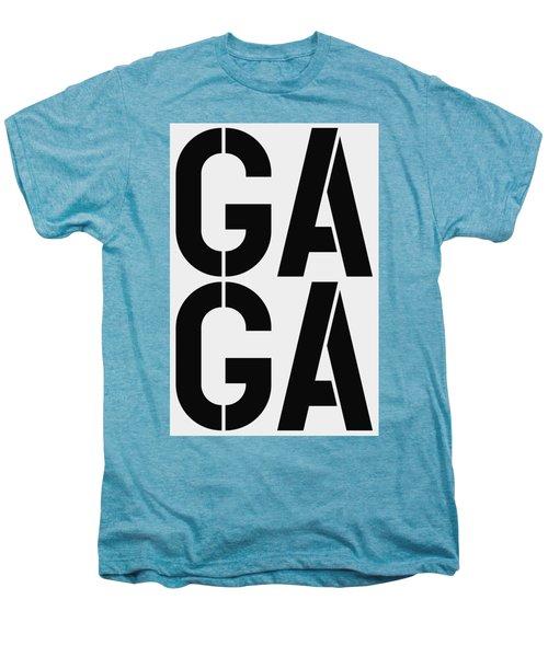 Gaga Men's Premium T-Shirt by Three Dots