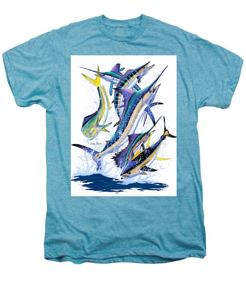 Gamefish Digital Men's Premium T-Shirt by Carey Chen