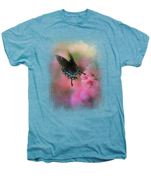 Garden Friend 1 Men's Premium T-Shirt by Jai Johnson