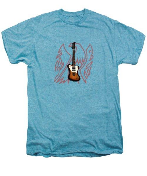 Gibson Firebird 1965 Men's Premium T-Shirt by Mark Rogan