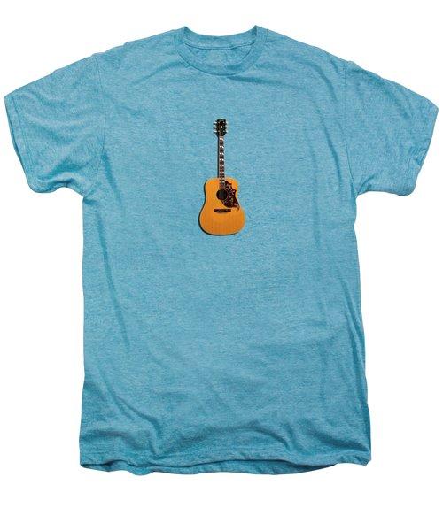 Gibson Hummingbird 1968 Men's Premium T-Shirt by Mark Rogan