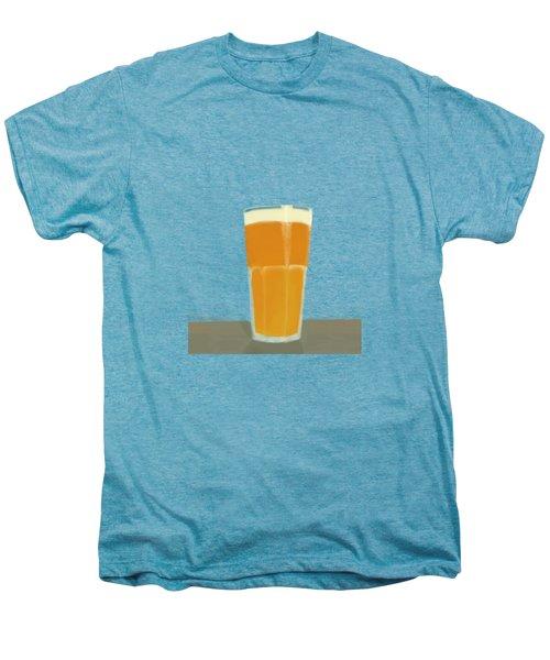 Glass Full Of.. Men's Premium T-Shirt by Keshava Shukla