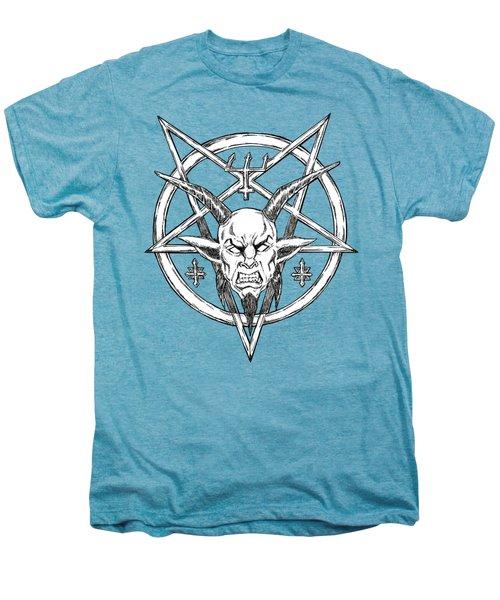 Goatlord Logo Men's Premium T-Shirt