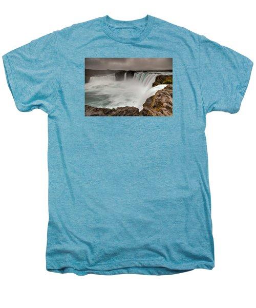 Godafoss Men's Premium T-Shirt