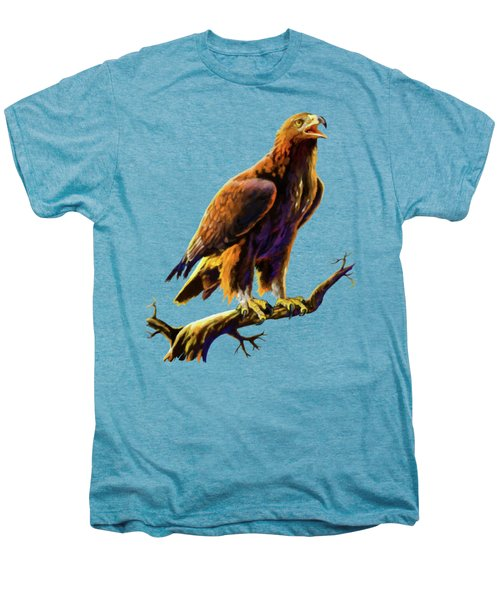 Golden Eagle Men's Premium T-Shirt