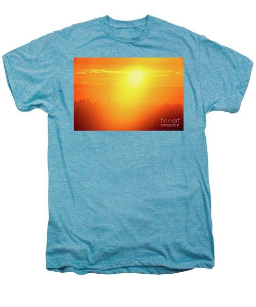 Golden Light Men's Premium T-Shirt by Tatsuya Atarashi