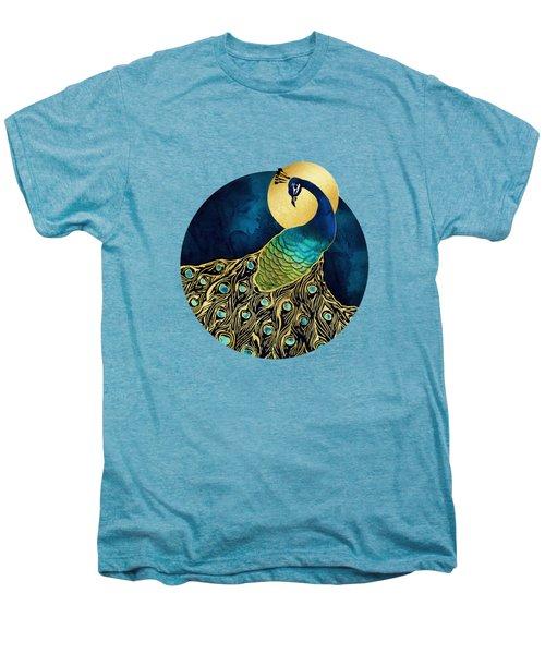 Golden Peacock Men's Premium T-Shirt