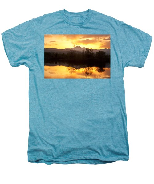 Golden Ponds Longmont Colorado Men's Premium T-Shirt by James BO  Insogna