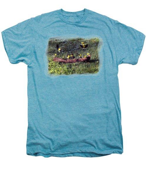Goldfinch Convention Men's Premium T-Shirt