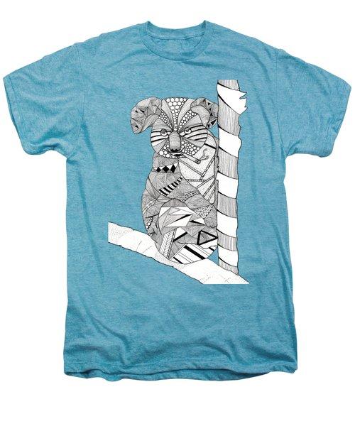 Goo Men's Premium T-Shirt by Serkes Panda