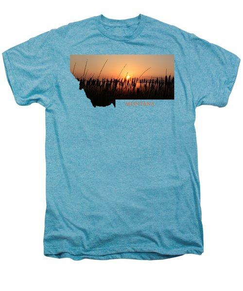 Good Morning Montana Men's Premium T-Shirt