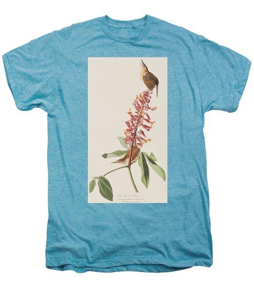 Great Carolina Wren Men's Premium T-Shirt