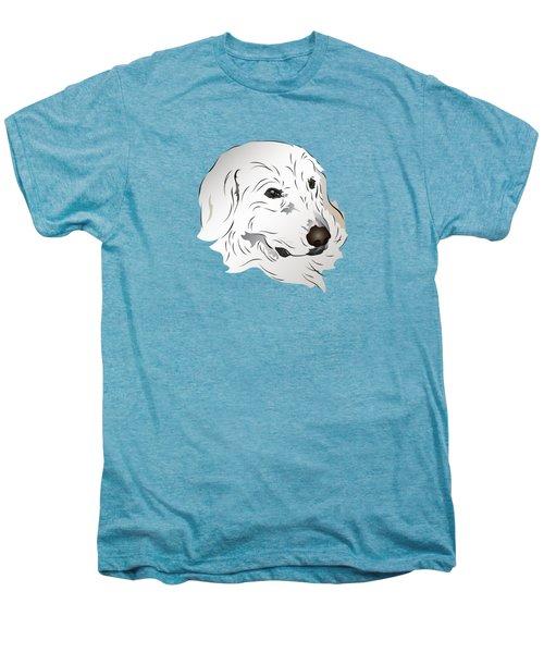 Great Pyrenees Dog Men's Premium T-Shirt