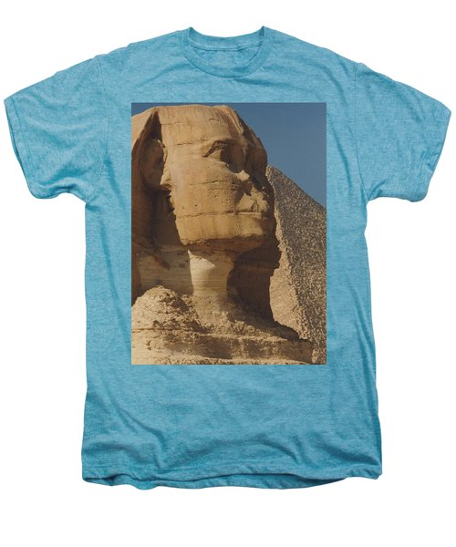 Great Sphinx Of Giza Men's Premium T-Shirt