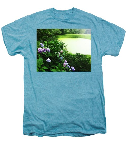Green Pond Men's Premium T-Shirt