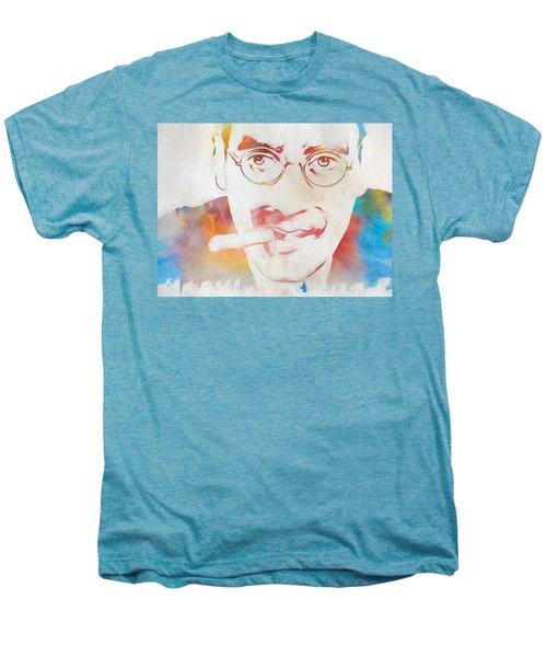 Groucho Marx Men's Premium T-Shirt