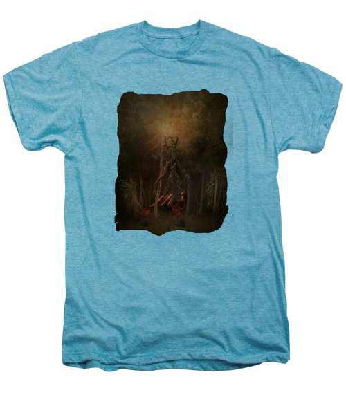 Guardians Of The Forest Men's Premium T-Shirt by Terry Fleckney