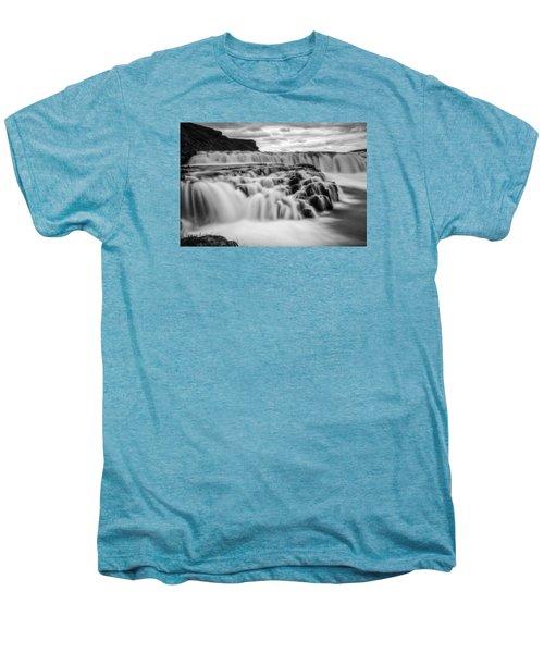 Gullfoss Men's Premium T-Shirt