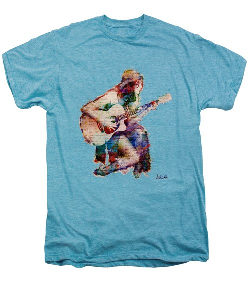 Gypsy Serenade Men's Premium T-Shirt by Nikki Smith