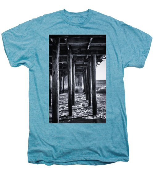 Hall Of Mirrors Men's Premium T-Shirt by Lora Lee Chapman