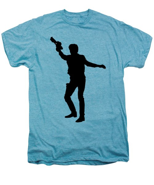 Han Solo Star Wars Tee Men's Premium T-Shirt
