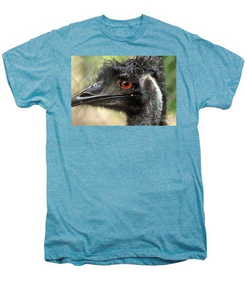Handsome Men's Premium T-Shirt by Kaye Menner