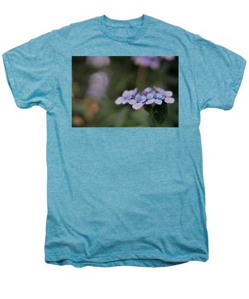 Hardy Blue Men's Premium T-Shirt