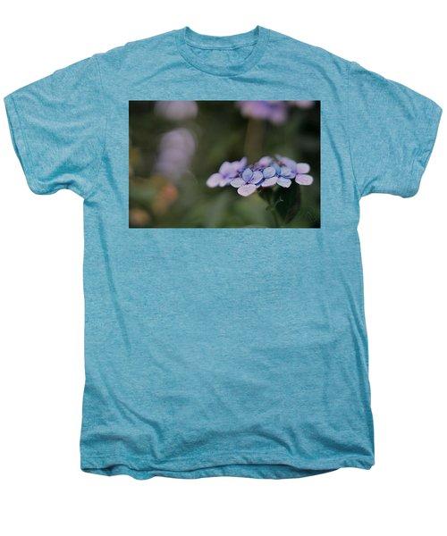 Hardy Blue Men's Premium T-Shirt