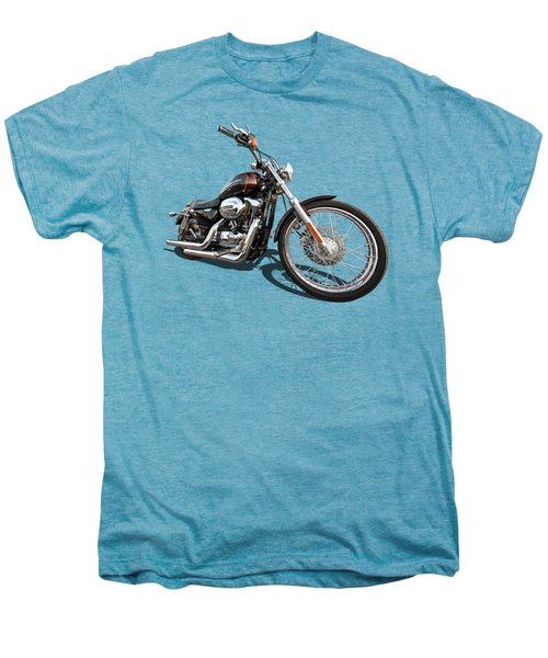 Harley Sportster Xl1200 Custom Men's Premium T-Shirt