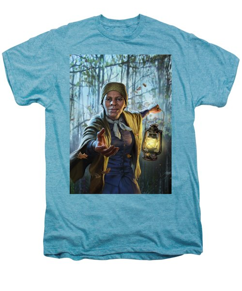 Harriet Tubman Men's Premium T-Shirt