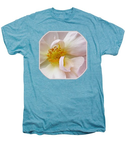 Heart Of The Rose Men's Premium T-Shirt