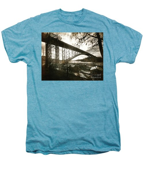 Henry Hudson Bridge, 1936 Men's Premium T-Shirt