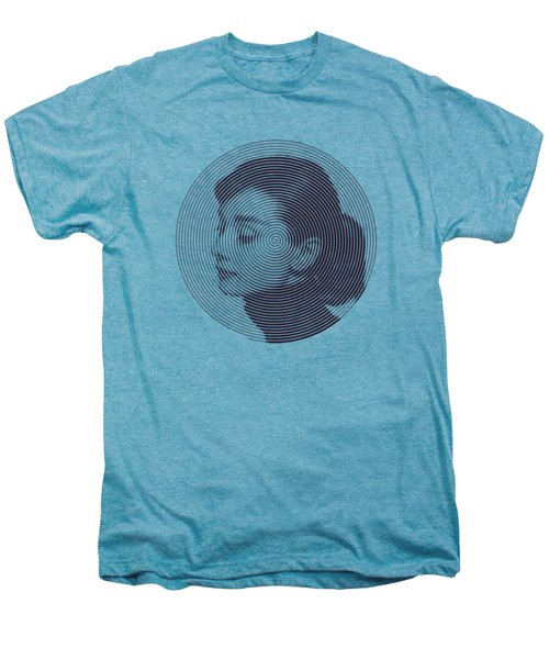 Hepburn Men's Premium T-Shirt by Zachary Witt