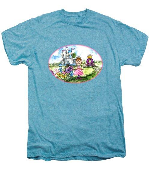 Her Royal Princess Men's Premium T-Shirt