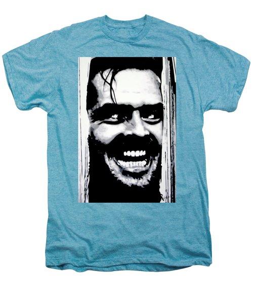 Heres Johnny Men's Premium T-Shirt