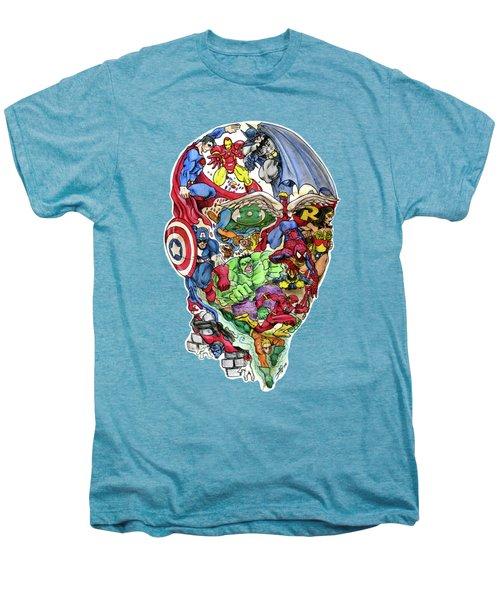 Heroic Mind Men's Premium T-Shirt