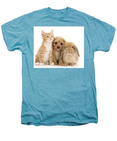 Hey, Move Over, You're Upstaging Me Men's Premium T-Shirt