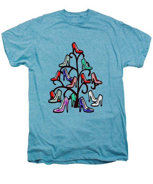 High Heels Tree Men's Premium T-Shirt by Anastasiya Malakhova
