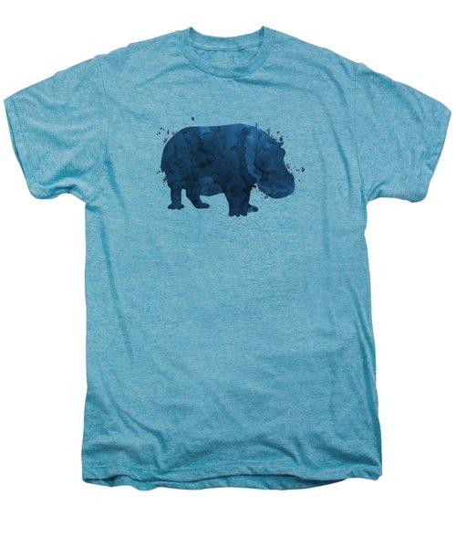 Hippo Men's Premium T-Shirt