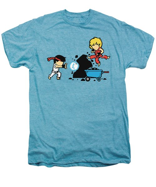 Hits Men's Premium T-Shirt by Opoble Opoble