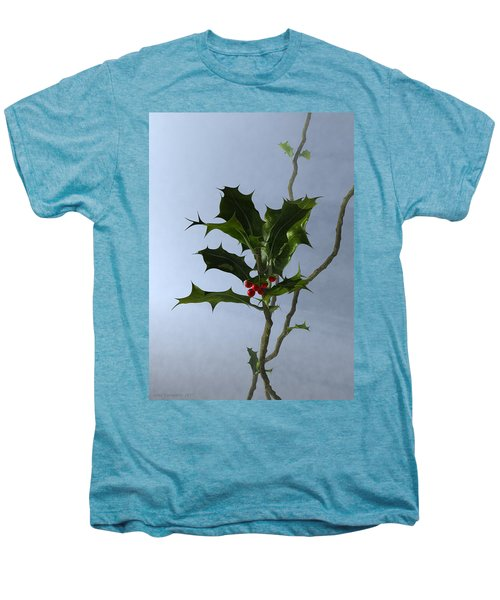 Holly Men's Premium T-Shirt